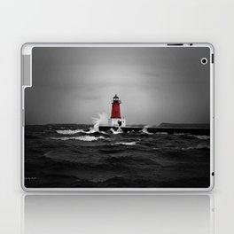 Lighthouse Glow Laptop & iPad Skin