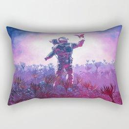 The Field Trip Rectangular Pillow