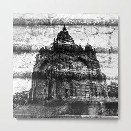 Basilica of Santa Luzia Metal Print