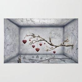 Der alte Liebesbaum  Rug