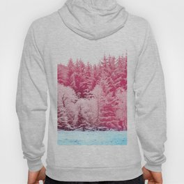 Candy pine trees Hoody