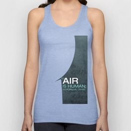To Air is Human… Unisex Tank Top