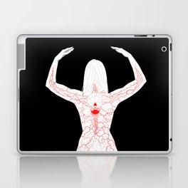 Skull Spine Laptop & iPad Skin