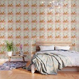 Inside mid century modern 302 Wallpaper