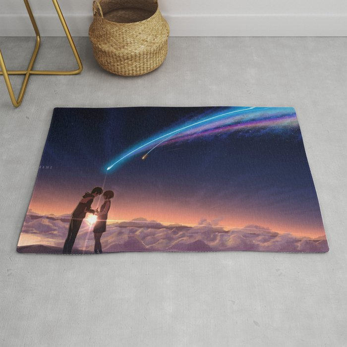 Your Name. Rug