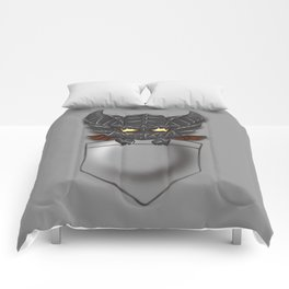 Dragon Pocket Tee Comforters