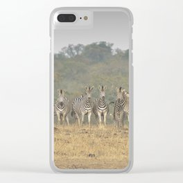Dazzle Clear iPhone Case