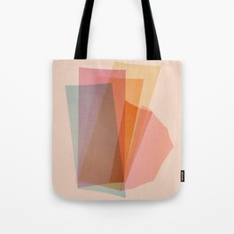 Abstraction_Spectrum Tote Bag