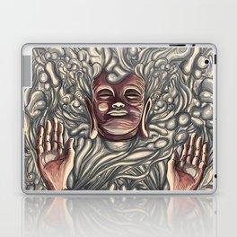 Buddha Bath Laptop & iPad Skin