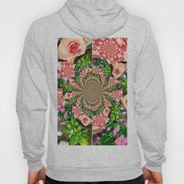Rose Petal Mandala Hoody