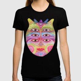 kindly expressed kind of kindness mask T-shirt