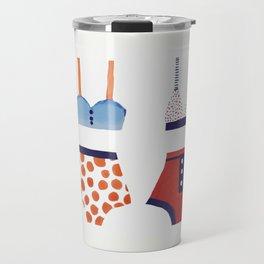 Les bikinis rétro Travel Mug