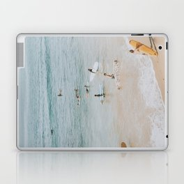 lets surf iii Laptop & iPad Skin