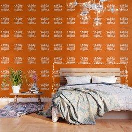 Tacos & Tequila (Orange) Wallpaper