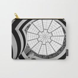 Interior Guggenheim NY Carry-All Pouch