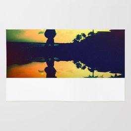 Paradise Sunset Rug