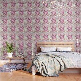 A bunch of peonies Wallpaper