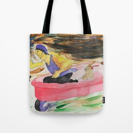 The Pursuit of Speed Tote Bag