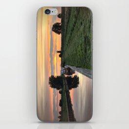 West Somerton Sunset iPhone Skin