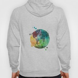 World Banded together Hoody