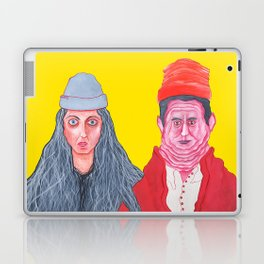 Ethan and Hila H3H3 Laptop & iPad Skin