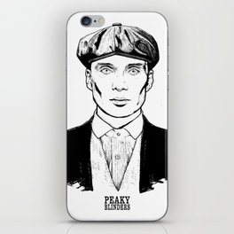Peaky Blinders Tommy Shelby iPhone Skin