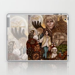 Labyrinth Tribute Laptop & iPad Skin
