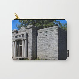 Fort Meigs Cemetery I Carry-All Pouch