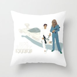 Mos Eisley Vice Throw Pillow