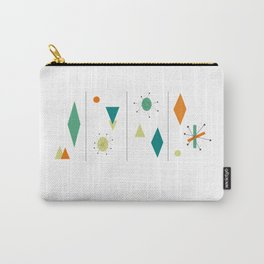 1950s Mid Century Design Carry-All Pouch