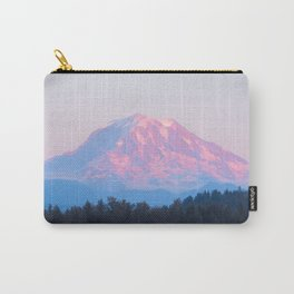 Mount Rainer Alpenglow Carry-All Pouch