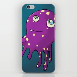 Octopal iPhone Skin
