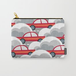 Papercut Cars Carry-All Pouch
