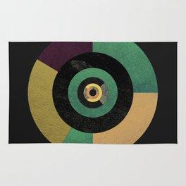 Circle Fibonacci.1 Rug