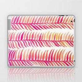 Pink Ombré Seaweed Laptop & iPad Skin