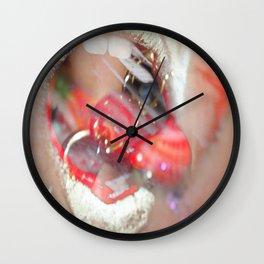 Bubblefilm Wall Clock