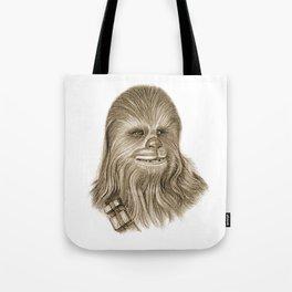 Wookiee Chewbacca Tote Bag