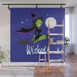 Wicked! Wall Mural