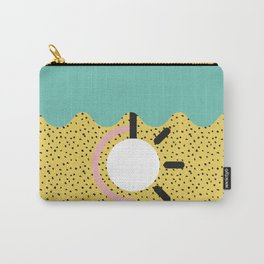 Memphis Style N°3 Carry-All Pouch