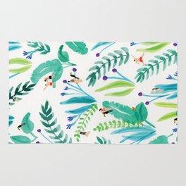 Toucan jungle Rug