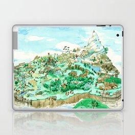 Spot the Hero Laptop & iPad Skin