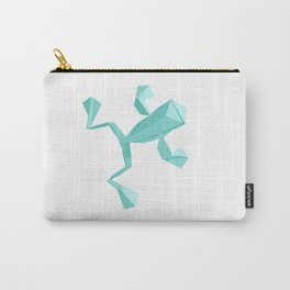 Origami Frog Carry-All Pouch