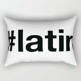 LATIN Rectangular Pillow