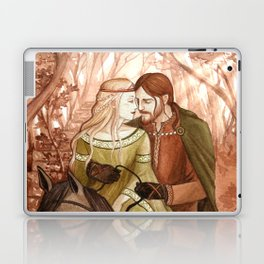 Tristan and Isolde Laptop & iPad Skin