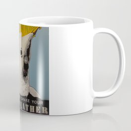 Shake a Tail Feather Coffee Mug