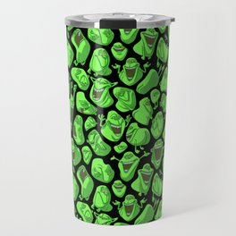 Fifty shades of slime. Travel Mug