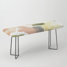 Great New Heights Abstract Bench