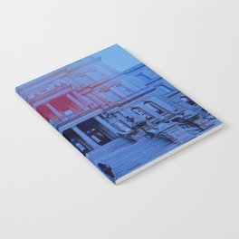 CAPITOL OF MI Notebook
