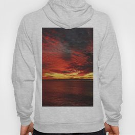 Fiery Sunset Hoody