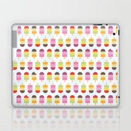 Kawaii Summer Ice Lollies / Popsicles Laptop & iPad Skin